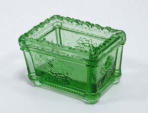 Pressed Glass - c. 1824